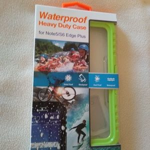 Waterproof phone case Samsung